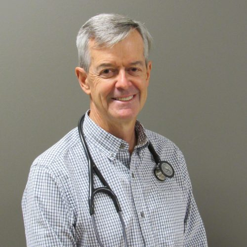 William (Bill) Harrigan, M.D.